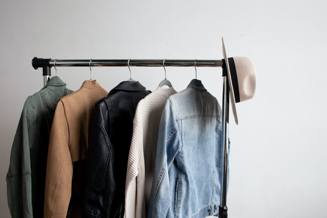 clothes fall